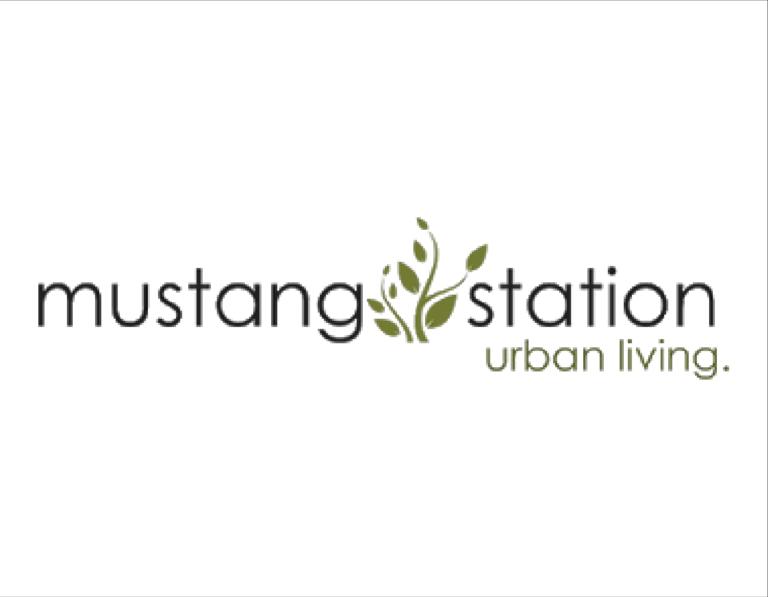 Mustang Station Logo